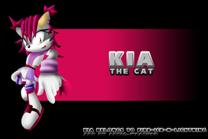 Kia the Cat - AT by ARTic-Weather