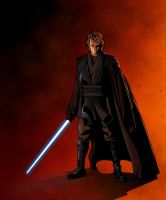 Anakin by the-araon