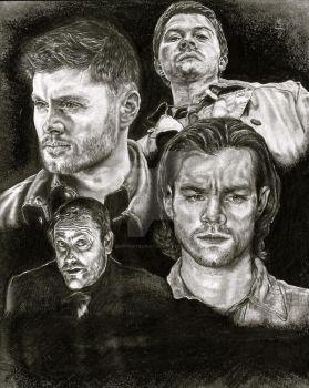 The Boys by BrittneyBandit