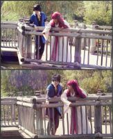 Akatsuki no Yona: Young Hak 1 by J-JoCosplay