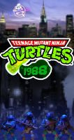 TMNT 1988 by retrotaku89