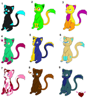 Mew adopts OPEN by Adopt-from-Michi