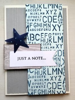 greeting card - letters by inconsistentsea