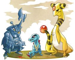 POkeMangz by 3nrique