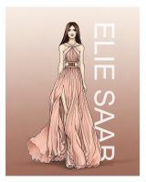 Elie Saab AW 2014-15 by Tania-S