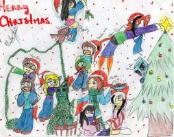 Merry Christmas! by melodi3000