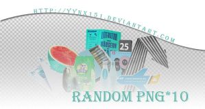 Random png pack #07 by yynx151
