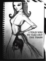 Trash. by ThePea