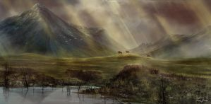 Highland by bakarov