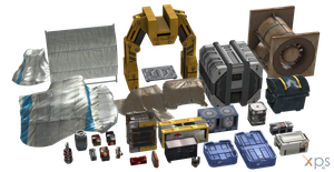 ME Crates Boxes Etc for XPS by Just-Jasper