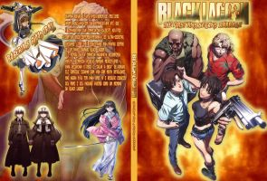 Cover DVD  Black Lagoon by euterpemusa