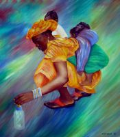 The Colour of Love by erene