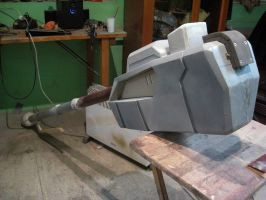 Gravity Hammer 90% done by ArmorCorpCustoms