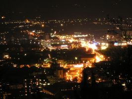 Celje By Night by dig-undeground