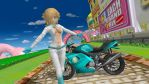 Rosalina Sexy Bikesuit (released for download) by FatalitySonic2
