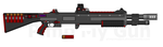 DII CTS-555 'Shockhammer' Combat Tactical Shotgun by Lord-DracoDraconis