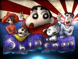 Shinnosuke rules by Lord-Corr