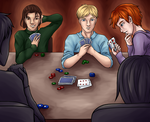 Game Night by ArmyofNine