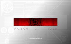 wallpaper - 2012 - varani - blood hal9000 by Varani