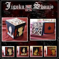 Jigoku Shoujo Box by Mookyvet