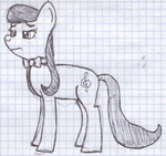 Octavia, as drawn by myself by PhantomDusclops92