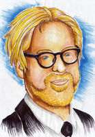 Portrait of Adam Savage by UmmuVonNadia