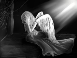 Fallen Angel by Tesselle