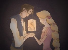 Tangled : The Light by fruits-basket-head