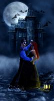 Dance on All Hallows Eve by ceciliay