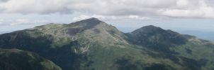 Mt. Washington Panorama Stock 12 by SabrinaFranek