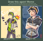 Draw Eivan again! by TakaRyuuji