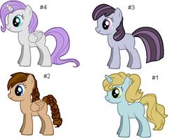 *ADOPTABLES* #1 by TheShadowArtist100