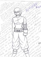 Character Design-Prototype Bio by crystalized-darkness