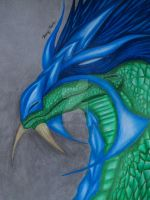 Leonardo Dragon Avatar- Realism by Ray-Ken