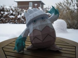Snover papercraft by TimBauer92