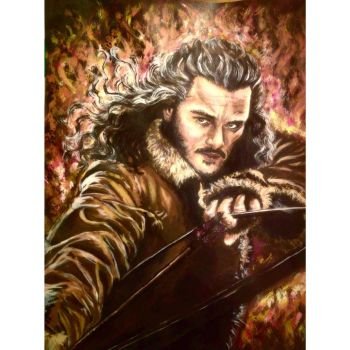 Bard the Bowman by Marin1233
