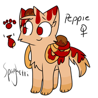 *Peppie ref* by cookiiecats