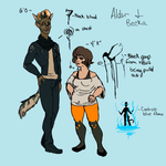 Aldar and Becka by MARSH
