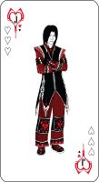 Jack of Hearts by Ex-Shadow