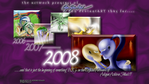 Adigun's 2006-08 Art Progress by AdigunPolack