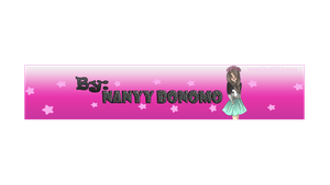 PEDIDO DE LaNanny Bonomo Banner de youtube by AyeEditions