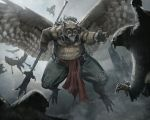 Garuda_Knight_02 by Jessada-Art