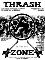 Thrash Zone by pakaa