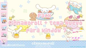 Screenshot Cinnamoroll by leyfzalley