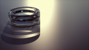 Mobius ring by usere35
