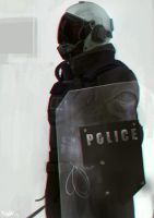 Riot Unit by DimasAW