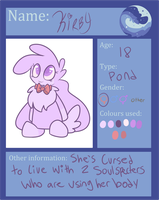 Kirby (Fari Reference Sheet) by 0Shiny0