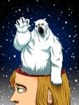 Bipolarbear Disorder by Canon-Thought