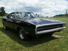 70' Charger R/T by Madame-Fluttershy
