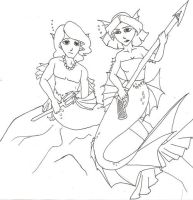 Concept - Zale and Ander by StarrenPiece